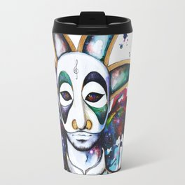 Music in Eyes Travel Mug