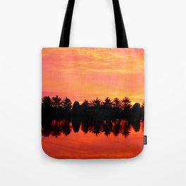 Sunrise - Amber Morning Tote Bag