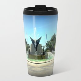 Victoria Square Fountain - Adelaide Travel Mug