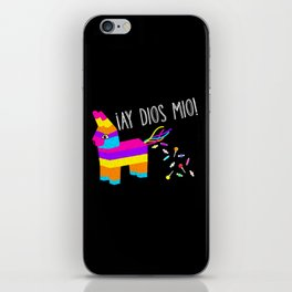 ¡Ay Dios Mio!  Piñata Problems iPhone Skin