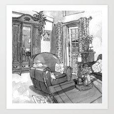 Home Sweet Art Print