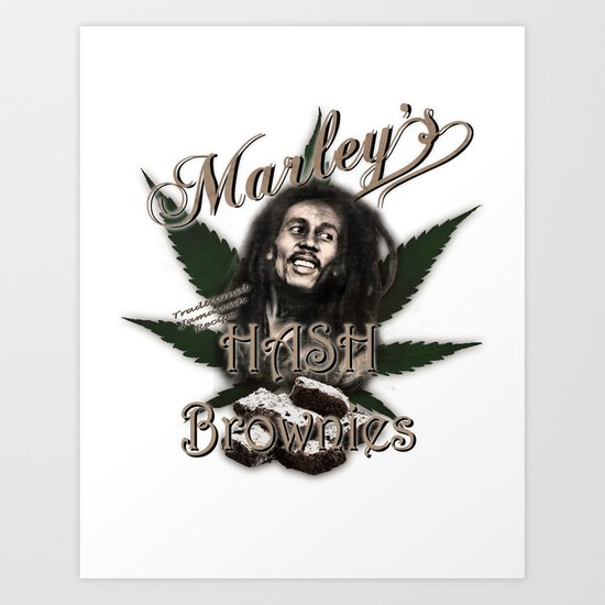Marley's Art Print