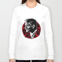 supernatural Long Sleeve T-shirts featuring Supernatural by Grace Mutton