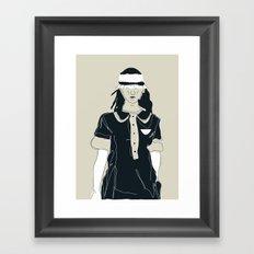 Sophie's Dreams Framed Art Print