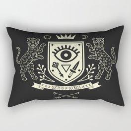 The Secret Society Rectangular Pillow