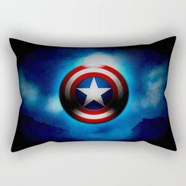Captain Shield - Steve Roger Rectangular Pillow