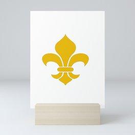 Scout Dad Proud Scout Parent Mini Art Print