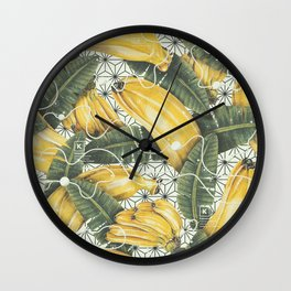 Smart Disenõs - Pattern#4 Wall Clock