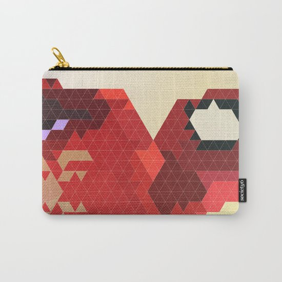 Geometric Spider-Man Carry-All Pouch