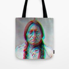 relief.  Tote Bag