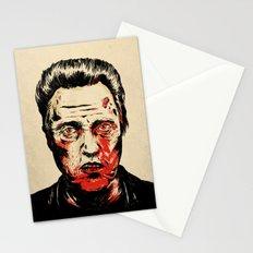 Walken Dead Stationery Cards