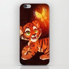 Tiger Cub iPhone & iPod Skin