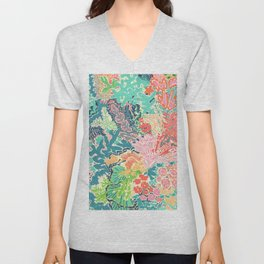 Reef Rhapsody Unisex V-Neck