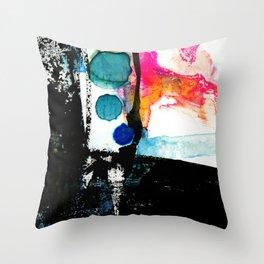 Ecstasy Dream No. 8 by Kathy Morton Stanion Throw Pillow