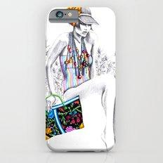 Tropic relief iPhone 6s Slim Case
