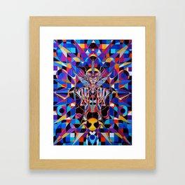 Sora Chan Framed Art Print