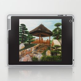 Chi Lin Nunnery Hong Kong Laptop & iPad Skin