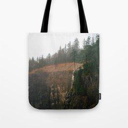 Windblown Waterfall // Oregon Tote Bag
