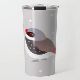 Diamond Firetail Travel Mug