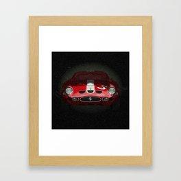 250 GTO Framed Art Print