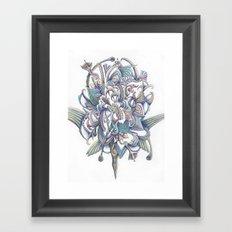 Elfcity Framed Art Print