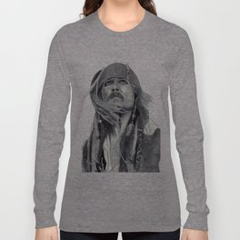 Jack Sparrow - Bring Me That Horizon Long Sleeve T-shirt