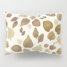 Autumn Leaves Pillow Sham