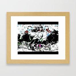 skate0107 Framed Art Print