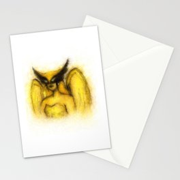 Hawkgirl Stationery Cards