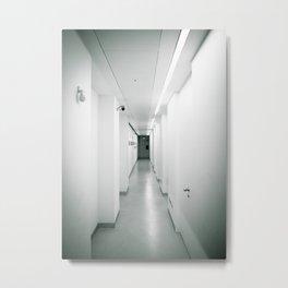 corridor... Metal Print