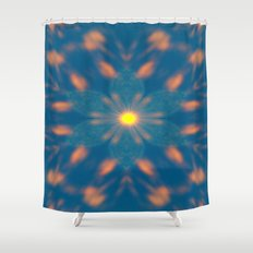 70's Shower Curtain