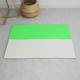 Mint Julep & Ice #1 Rug