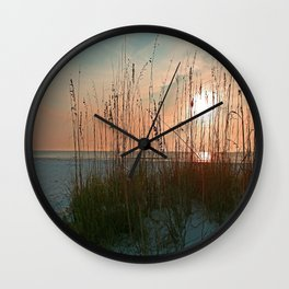 Broken Memories Wall Clock