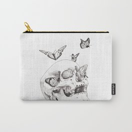 Anxiety Print Carry-All Pouch