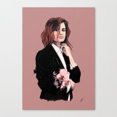 Christine and the Queens Canvas Print