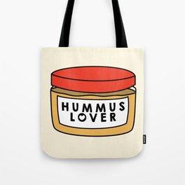 Hummus Lover Tote Bag