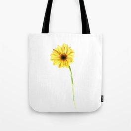 Yellow Gerbera Tote Bag