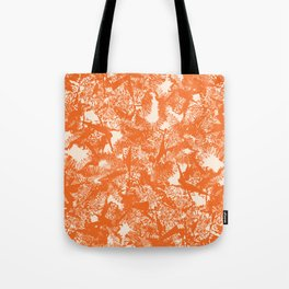 Minimal Shapes Peach Orange Skintones Abstract Pattern Digital Art Print Art Print Tote Bag