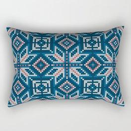 Pattern in Grandma Style #54 Rectangular Pillow