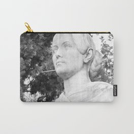 female statue Carry-All Pouch