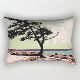Killbear Provincial Park Rectangular Pillow