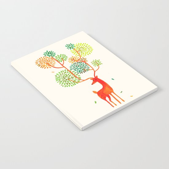 For the tree is the forest Notebook