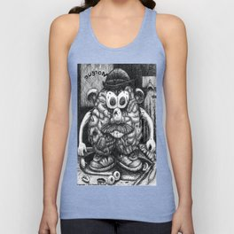 Mr. Brainhead Unisex Tank Top