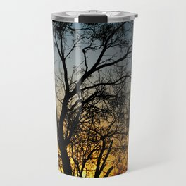 Against The Sun Travel Mug