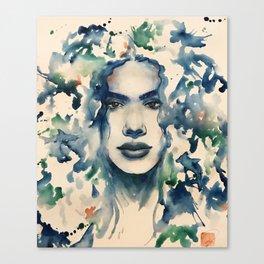 SHARK TANK II Canvas Print