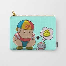 unchi!!! Carry-All Pouch