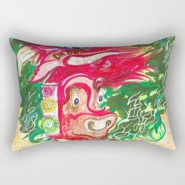 Bear-A-Bull Rectangular Pillow