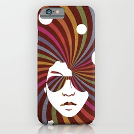 Soul Funky iPhone Case
