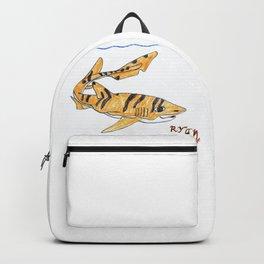 Tiger Cat Shark Backpack