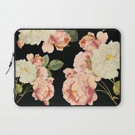 Flora temptation - night Laptop Sleeve
